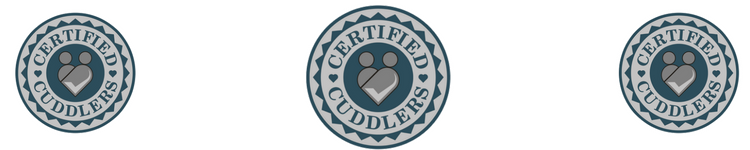 Certified Cuddlers Logo